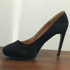 H&M black pumps size 11